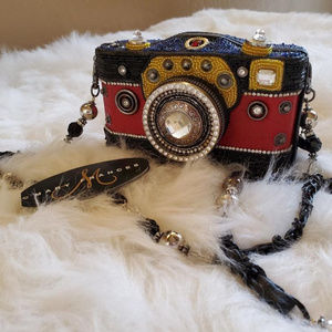 "Mary Frances ""Snapshot"" Mini Bag"